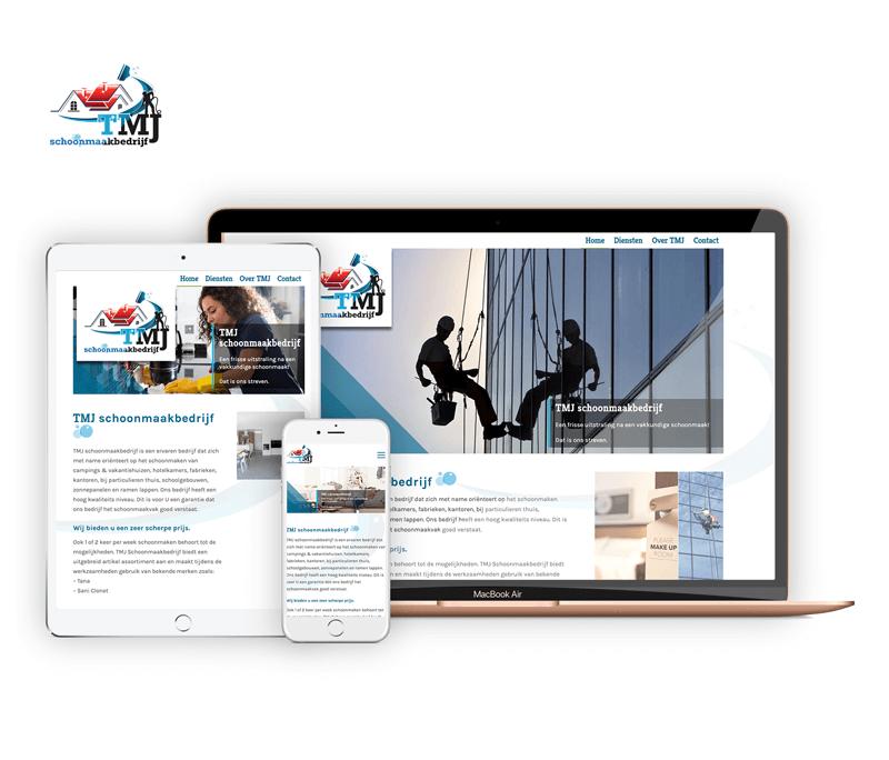 TMJ Schoonmaakbedrijf | Webdesigner Heemskerk | Project Direct | Webdesign Heemskerk | Website bouwen Heemskerk | Wordpress Heemskerk | Grafische vormgever Heemskerk | SEO Heemskerk | Hosting | Wordpress training Heemskerk | Logo design Heemskerk | SSL Certificaten | Website onderhoud Heemskerk | Timo van Tilburg